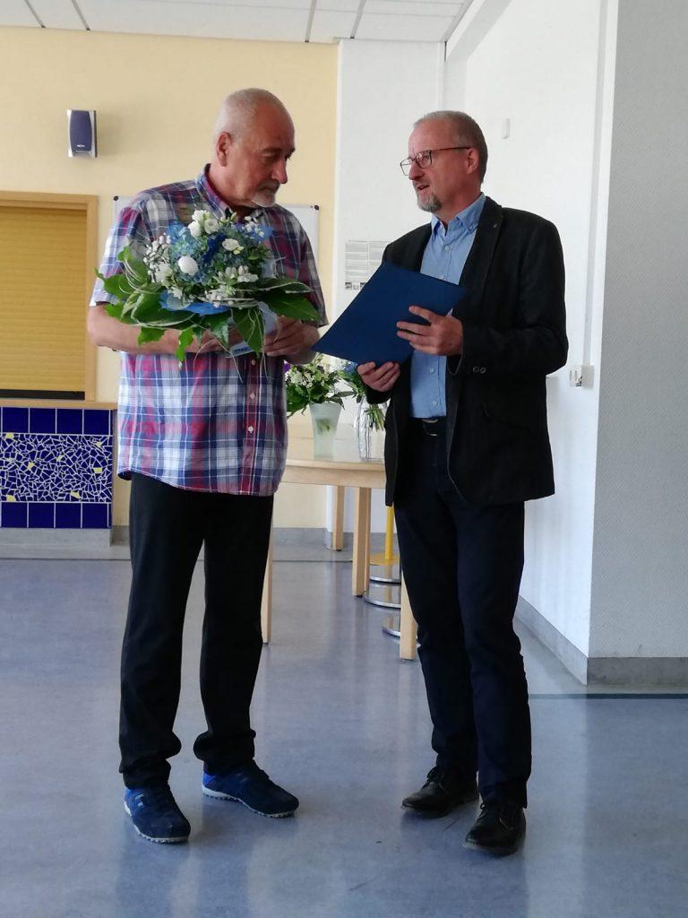 Abschied und viele gute Wünsche! – Arwed-Rossbach-Schule